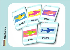 Baby-Hai Flashcards